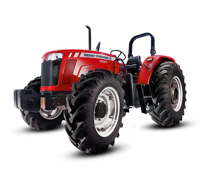MF 2635 4WD   Massey Ferguson Tractor   TAFE