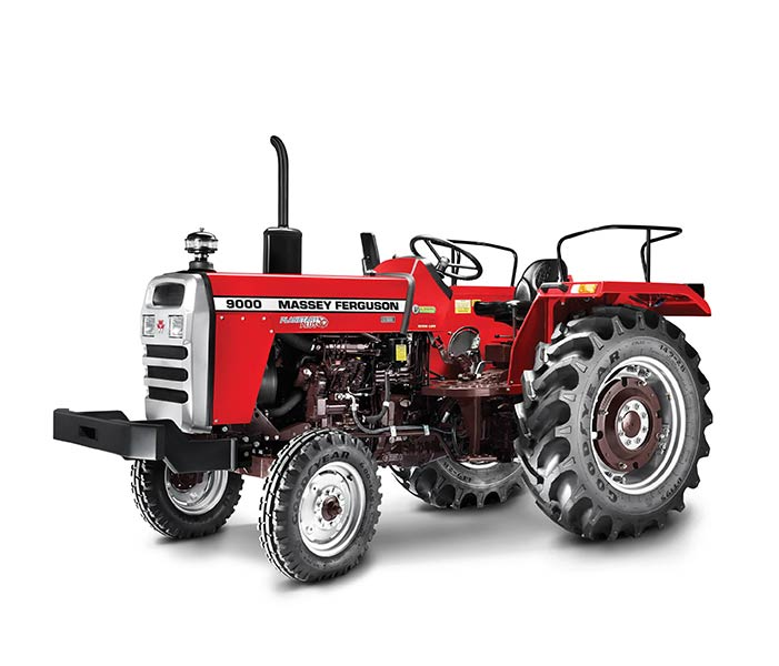 MF 9000 Planetary Plus | Massey Ferguson Tractor | TAFE